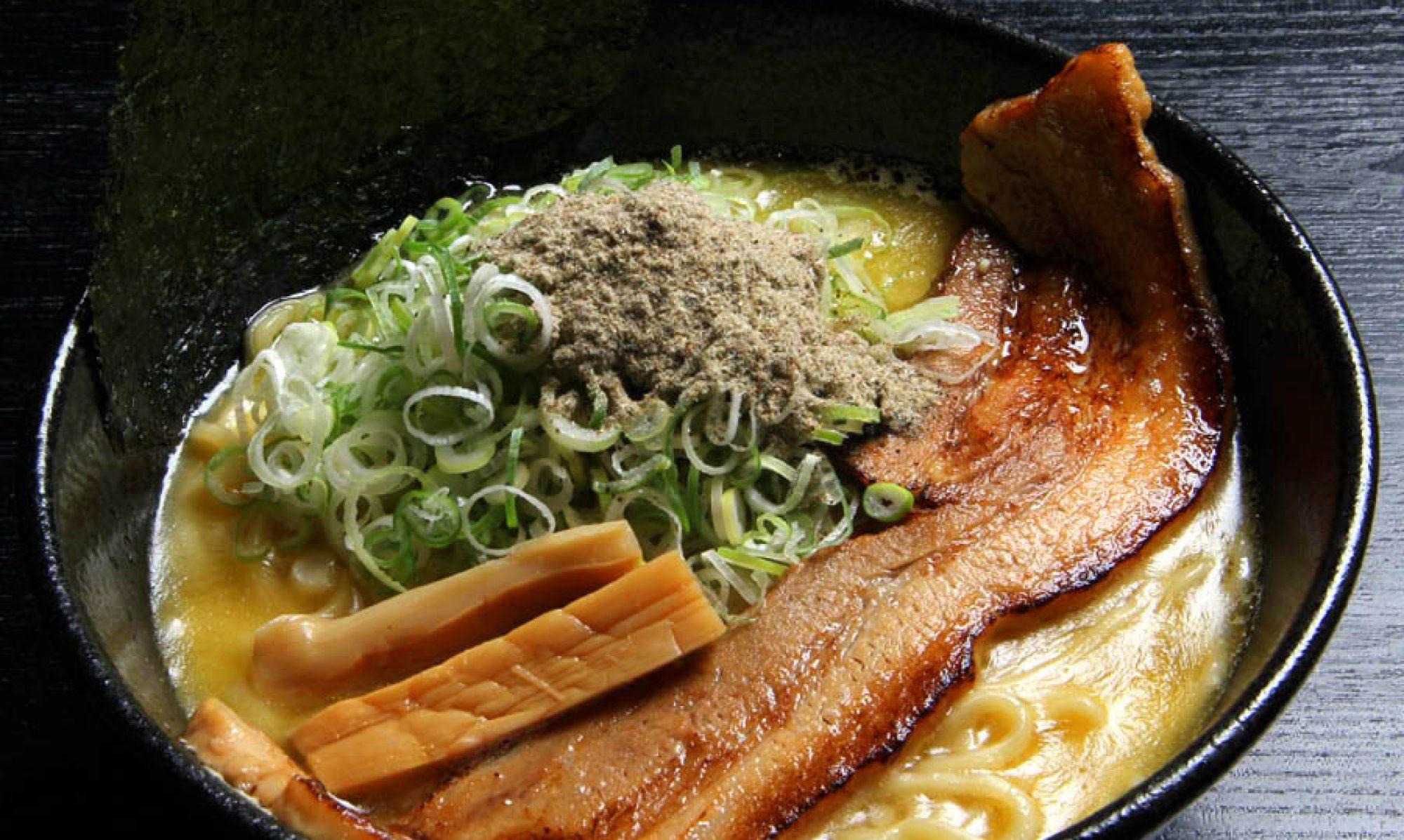金沢ラーメン麺屋吉宗